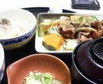若鶏竜田の甘酢あんかけ和膳